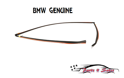 NEW OEM Windshield Front Upper Molding Trim Seal BMW 3 Coupe E92 51317119711