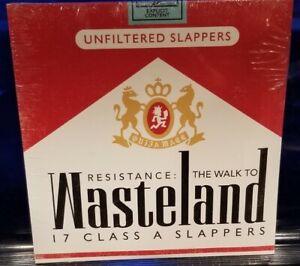 Ouija Macc - Wasteland CD SEALED insane clown posse psychopathic records juggalo