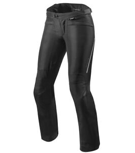PANTALONI-MOTO-DONNA-WOMAN-REV-039-IT-REVIT-FACTOR-4-NERO-IMPERMEABILE-TG-38-42-M