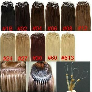 16-26Inch-Human-Hair-Extensions-100-Remy-Easy-Loop-Micro-Rings-Beads-0-5g-1-0g