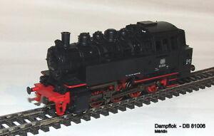 Maerklin-36321-Dampflok-BR-81-006-der-DB-mit-Digital-Decoder-Neu-aus-Startpackung