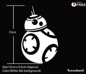 Star-Wars-BB8-Alien-Car-Sticker-Truck-Laptop-Robot-Stickers-Best-Gift-Present