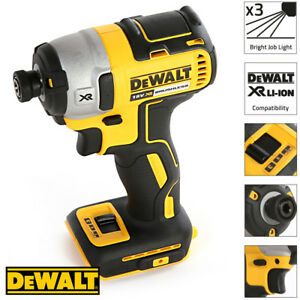 Dewalt-DCF887N-18V-XR-li-ion-Brushless-Impact-Driver-3-Speed-Body-Only-Ex-DCF886