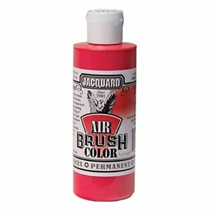 Jacquard Airbrush Color 4Oz Opaque Red