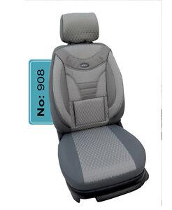 MAß Schonbezüge Sitzbezug  Sitzbezüge T5 T6 California Fahrer /& Beifahrer 128