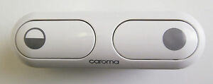 - Caroma 2000 Series Buttons & Bezel White 405167W
