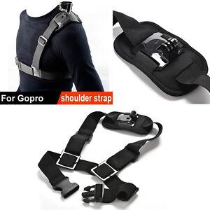 GoPro-Shoulder-Chest-Strap-Mount-Harnais-Belt-Hero-3-3-4-session-Accessoire