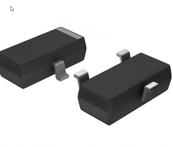 NPN bipolare BRT 50V 0,1A; 250mW SOT23-3 QTY : 100 PEZZI PDTC143ET Transistor