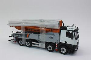 NZG-8851-MB-arocs-8x4-amp-cifa-K-47-h-bomba-de-hormigon-1-50-nuevo-en-OVP