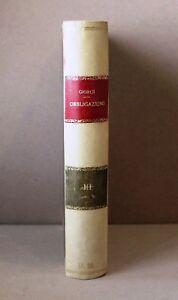 Teoria delle obbligazioni nel diritto moderno italiano III - Giorgi - 1903