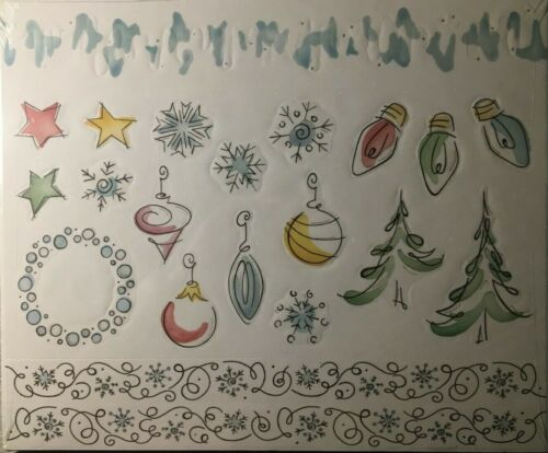 """Create Memories /""""Done with One/"""" HOLIDAY GLIMMER/"""" Vellum"""