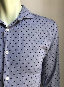Bonobos Shirt, Square Dancing?, Medium, Slim Fit, Exc Condition