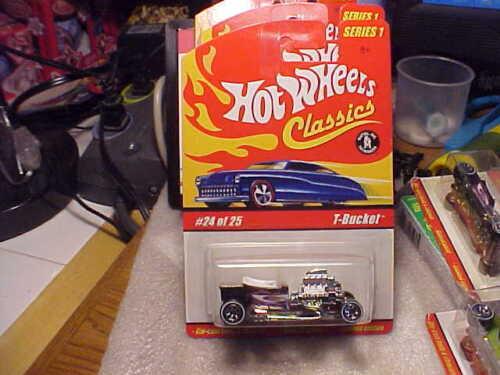 Hot Wheels Classics Series 1 T-Bucket Purple