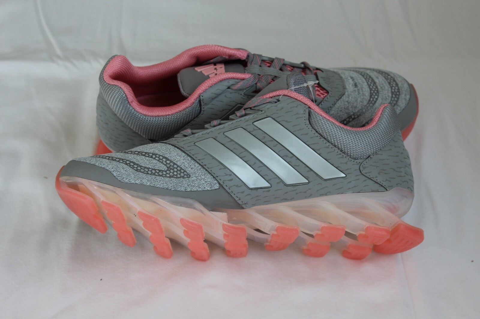 ADIDAS LADIES SPRINGBLADE DRIVE 2 6 TRAINERS UK 3.5 - 6 2 16e884