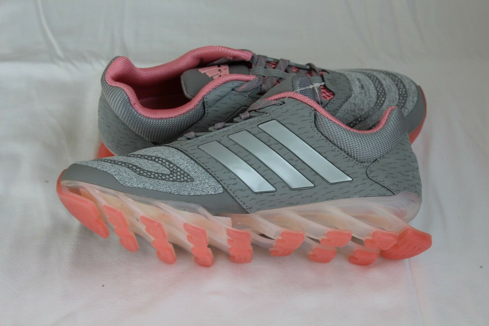 ADIDAS LADIES SPRINGBLADE DRIVE 2 6 TRAINERS UK 3.5 - 6 2 98d20d