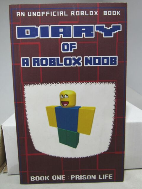 Diary Of A Roblox Noob Prison Life Roblox Noob Diaries Volume 1 By Robloxia Kid 9781539609513 Rhaahwtr7yzgnm