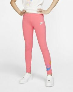 Nike-Girls-039-Sportswear-Favorites-Femme-Leggings-Nwt-Sz-L