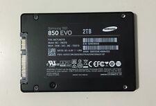 "Samsung 850EVO 2TB Internal 2.5"" SSD Solid State Drive"