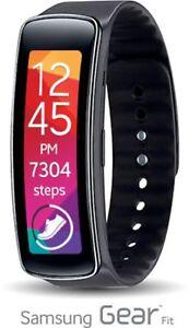 Openbox-Samsung-SM-R350-Black-Galaxy-Gear-Fit-Activity-Tracker-HR-Monitor