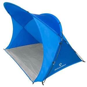 Strandzelt-Strandmuschel-Pop-Up-Strand-Zelt-Windschutz-Sonnenschutz-Sichtschutz