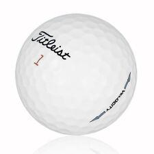 120 Titleist Velocity Near Mint Used Golf Balls AAAA