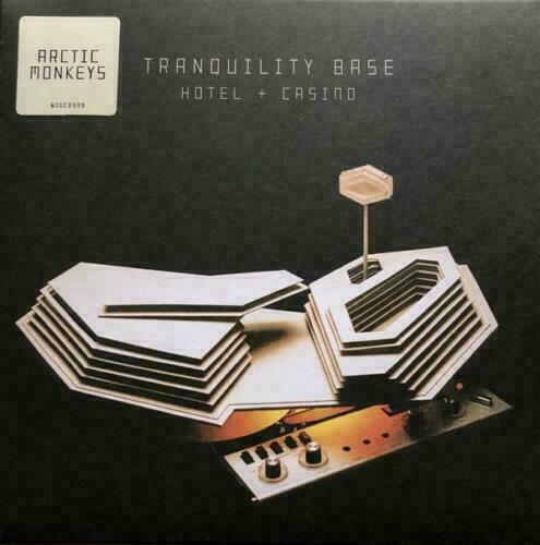 Arctic Monkeys Tranquility Base Hotel + Casino (CD) New Sealed Digipak