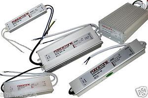 Wasserdichte-Transformator-Netzteil-230V-AC-12V-DC-Trafo-LED-RGB-15W-200W-IP67