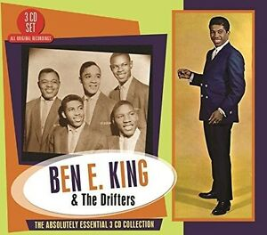Ben-E-King-Drifter-Absolutely-Essential-3CD-Collection-New-CD-UK-Import