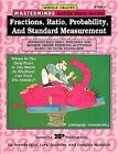 Masterminds Riddle Math for Middle Grades: Fractions, Ratio, Probability, and Standard Measurement: Reproducible Skill Builders and Higher Order Thinking Activities Based on Nctm Standards by Brenda Opie (Paperback, 1995)
