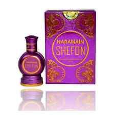 Shefon 15ml Unisex árabe Aceite De Perfume Oudh Sandalia Almizcle por Al Haramain