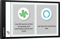 Garmin DriveSmart 65 Wi-Fi GPS with Lifetime Map and Traffic Updates with Amazon Alexa