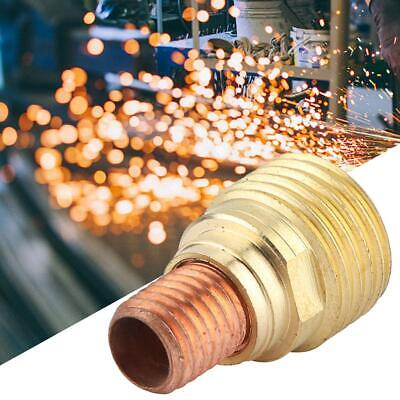 """TIG Gas Lens Collet Body 2.4mm 3//32/"""" or 1.6mm 1//16/"""" For Welding Torch WP-9//20//25"""