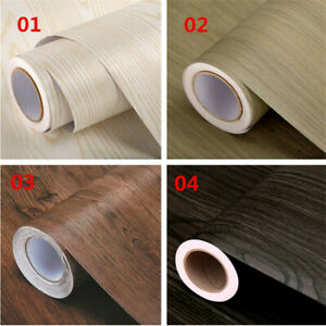 1PC Wallpaper Waterproof PVC Self Adhesive DIY Wall Paper Stickers Film for Home