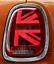 Indexbild 3 - Original MINI F55 F56 F57 Conversion Kit Rear Lights LCI Union Jack