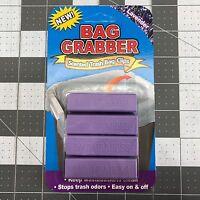 Bag Grabber Scented Trash Bag Clips Lavender