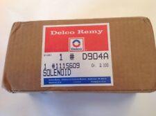 New Solenoid 1119805 10-DE904 661273 1115569 Delco 7-904