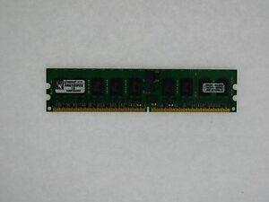 NEW-1-OEM-KVR667D2D8P5-2G-2GB-DDR2-667-CL5-ECC-Reg-240-Pin-DIMM-Memory