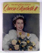 HER MOST GRACIOUS MAJESTY QUEEN ELIZABETH II - Vol.1 by Vivien Batchelor c.1952