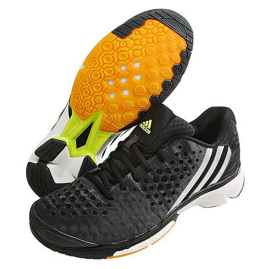 finest selection 97ad7 d2fcd Adidas Volley Response Boost Uomo Volleyball scarpe Indoor Indoor Indoor  nero adiWEAR B34724 c58c30