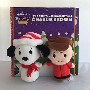31bb0f5c9fc82 Hallmark Itty Bitty It s A Tree - Tumbling Christmas Charlie Brown ...
