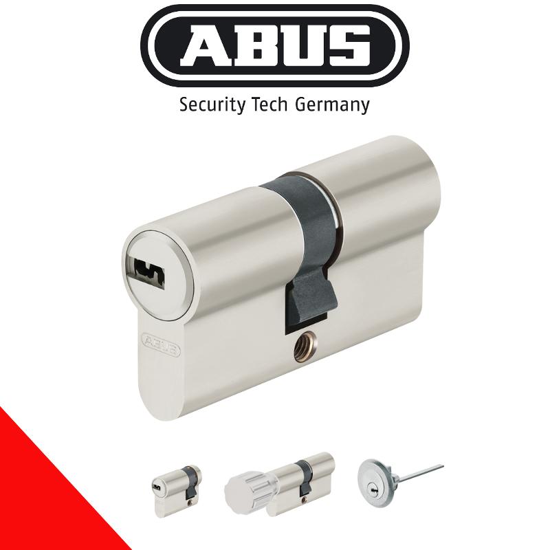 ABUS EC550 Profilzylinder Gleichschließend Schließanlage mit 10 Schlüssel  | Spielzeugwelt, fröhlicher Ozean  | Modernes Design  | Verrückte Preis  | Sonderaktionen zum Jahresende