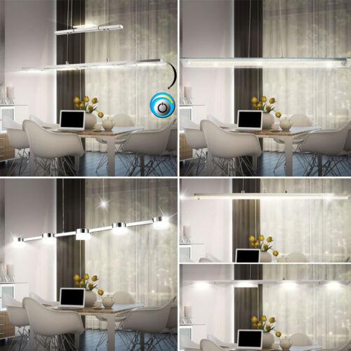 LED Pendel Decken Hänge Lampe Touch Dimmer Höhen-Verstellbar DESIGNER Leuchten