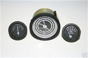 FORD-8N-TRACTOR-INSTRUMENT-GAUGE-KIT-PROOFMETER-AMP-amp-OIL-60021