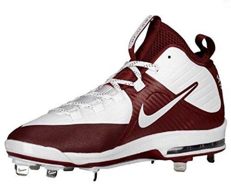 Nike Air Max Mvp Elite  2 3 4 Metal Botines de béisbol estilo 684687-116 MSRP  120  todos los bienes son especiales