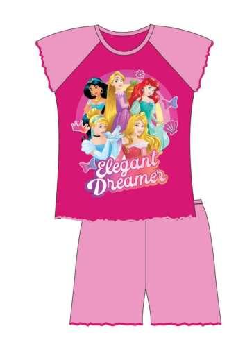 Bébé Filles Disney Princesse court été Pyjamas Pyjama Âge 12 Mois à 4 ans
