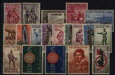 ITALIA - annata completa 1960  nuova    **