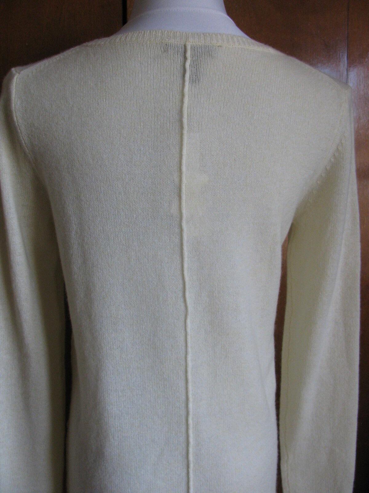 Aqua Women's Lemon Lemon Lemon Ice Sweater Size Large NWT e1d67a