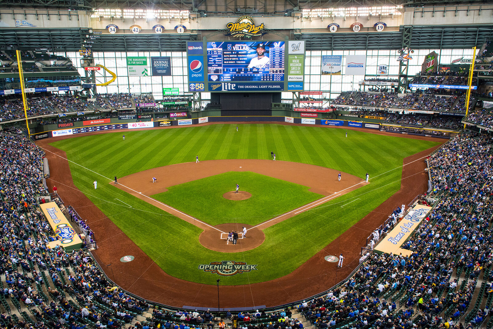 Oakland Athletics at Milwaukee Brewers Spring Training Tickets (Split Squad)