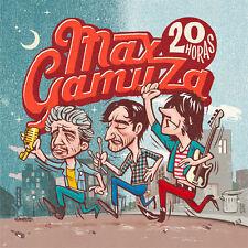 MAX GAMUZA 20 Horas LP . gories oblivians the black lips punk garage