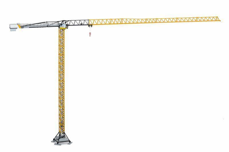CONRAD 1 87 SCALE LIEBHERR EC-B 370 FIBRE FLAT-TOP TOWER CRANE   2033